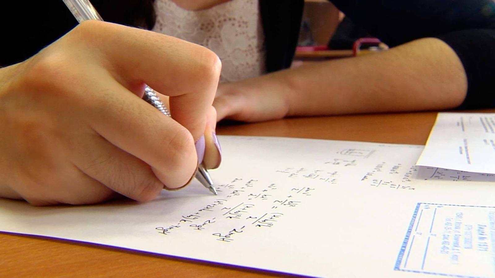 Картинки про экзамены в школе